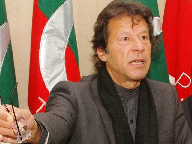 Judicial Commission left some things unfinished: Imran Khan