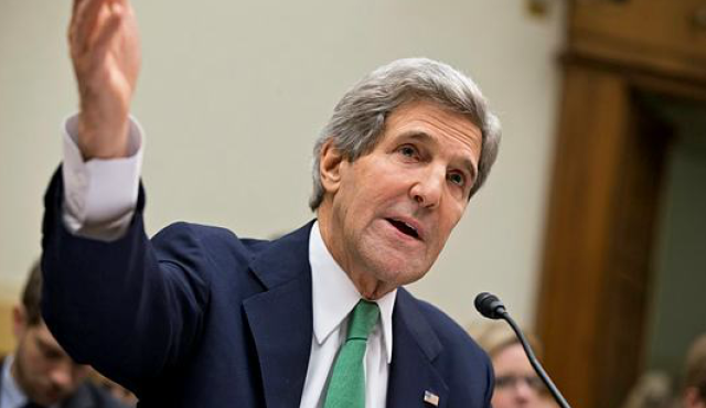 Kerry warns against imposing news sanctions on Iran