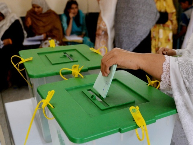 LB polls: ECP decides to allow candidates to transfer their vote