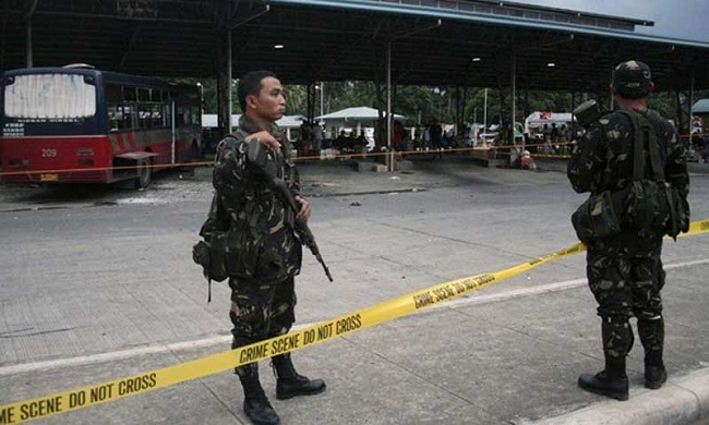 Blast occurs during New Year's party in Philippine, six killed