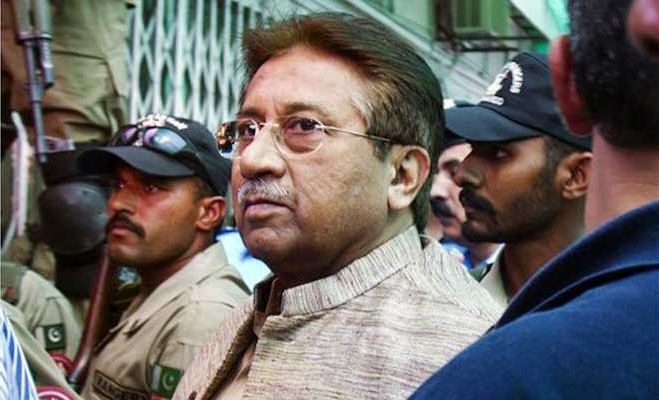 Musharraf to be indicted on March 11