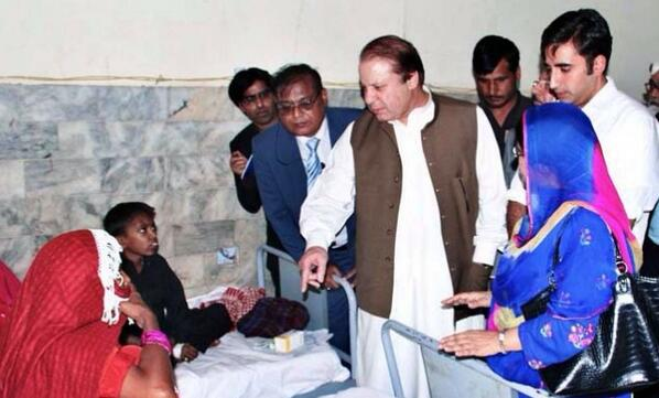 PM announces Rs1 billion relief package for famine-hit people of Tharparkar