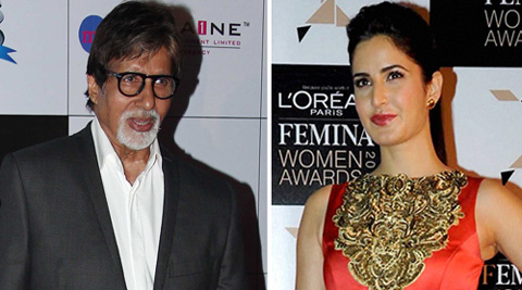 Amitabh Bachchan, Katrina Kaif likely to visit Lahore to attend annual Literary and Cultural Conference in May 2014