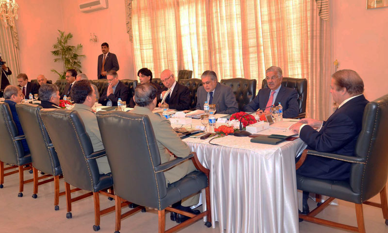 NSC resolves to make Pakistan cradle of peace