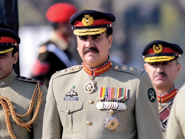 Army chief leaves for Saudi Arabia on two-day official visit