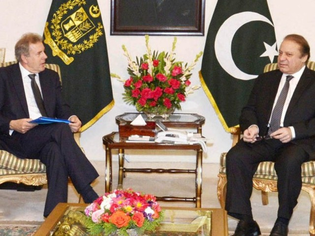 Pakistan will not allow use of its soil against any country, says Nawaz