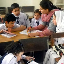 Rs 151 million to be spent on improving special education in Punjab