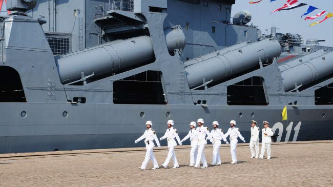 China, Russia to hold joint naval drill on May 20-26