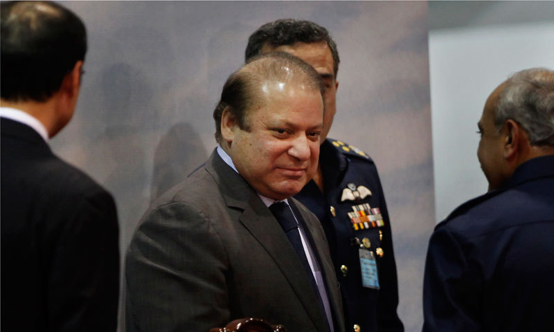 PM Nawaz to embark on two-day visit to Iran on Sunday