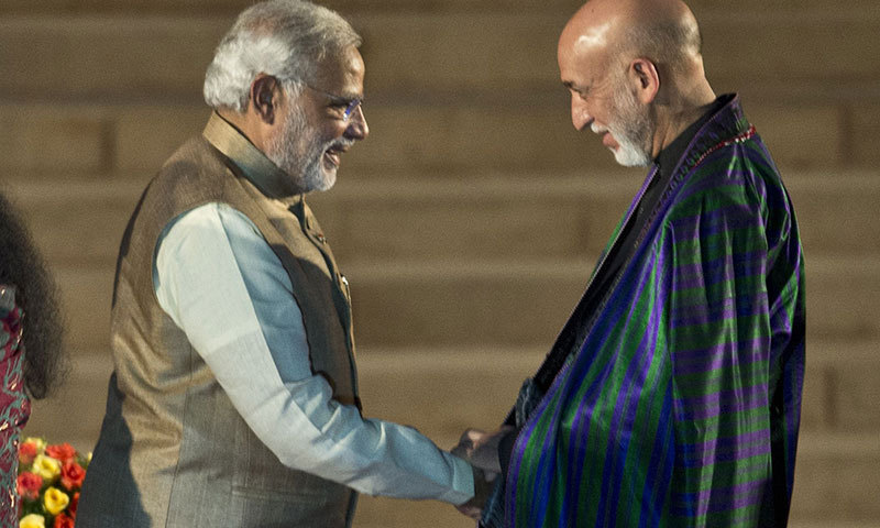 LeT involved in attack on Indian consulate in Herat: Karzai