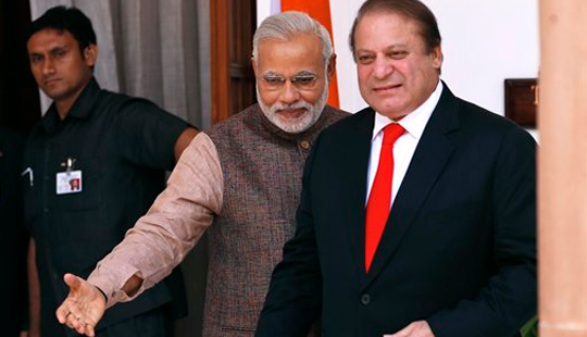 Nawaz terms meeting with Modi 'excellent'