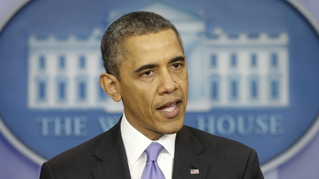 Obama supports military operation in eastern Ukraine