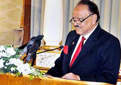 President lauds tribal people's sacrifices for country's ...