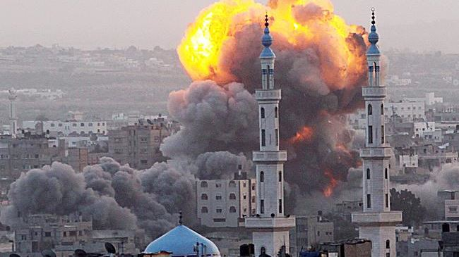 Palestinian death toll rises to nearly 600 in Israeli aggression in Gaza