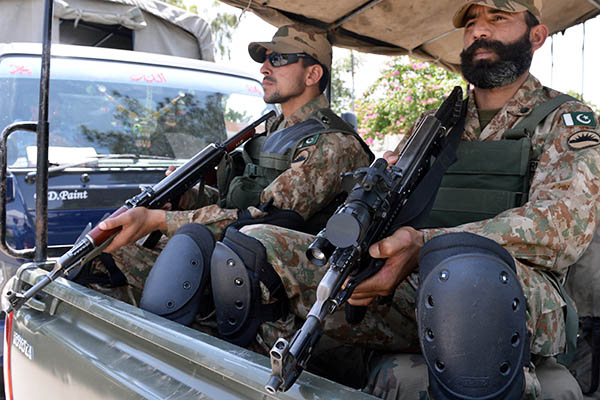 Army takes over security of Islamabad for 3 months