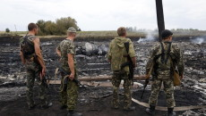 Ukraine launched massive attack against rebels around crash spot of MH17 after contract of rebels with Malaysian government for full access to international investigators