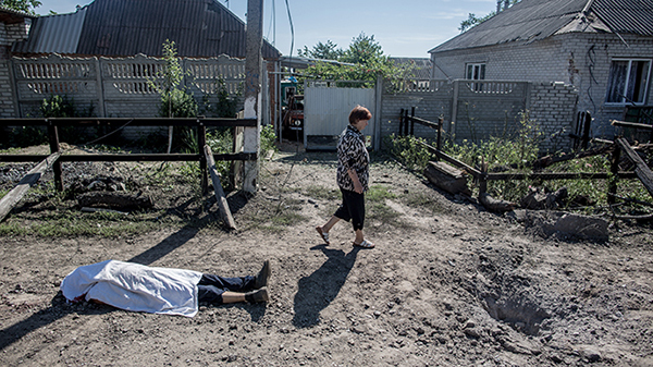 1,129 people killed, 3,500 wounded in Eastern Ukraine since April 2014