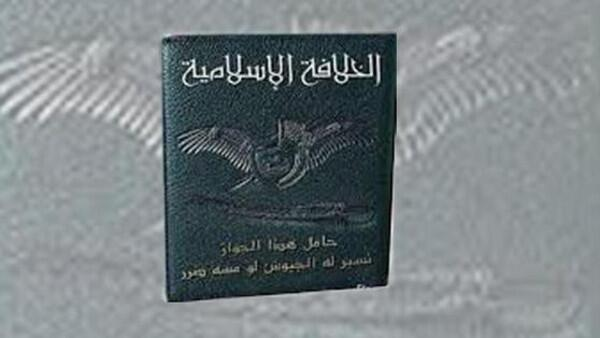Islamic State (IS) has started issuing its passports