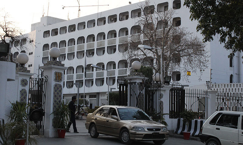 India's decision to call off talks setback to Pakistan's efforts, says FO