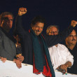 Azadi March & Inqilab March updates: Imran announces time to move forward