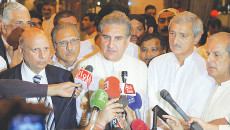 Political crises: PTI, govt committees hold seventh round of talks