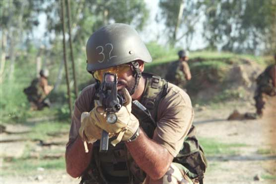 Three militants killed in exchange of fire with security forces: ISPR