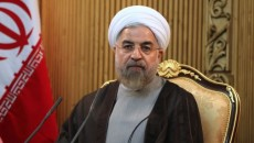 Rouhani vows to continue nuclear path for Iran's development