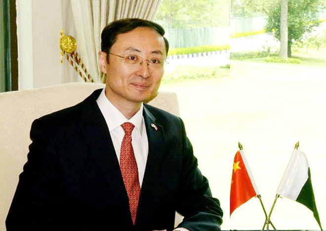 China to continue cooperation with Pakistan: envoy