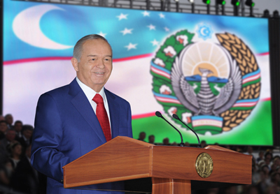 The Address of President of the Republic of Uzbekistan Islam Karimov delivered a greeting speech at the festive event in tribute to the twenty-third anniversary of our country's independence.