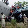 14 Killed as two trains collide in India's Uttar Pradesh state