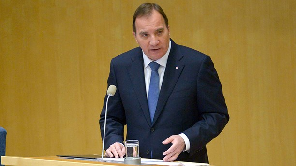 Sweden to recognize state of Palestine: Prime Minister Stefan Lofven