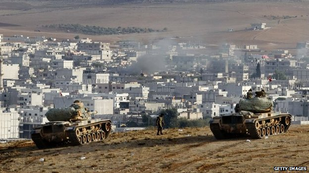 Turkey allows US to use its military bases against IS fighters