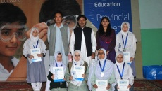 Intel announces winners of the Sindh Science Fair 2014