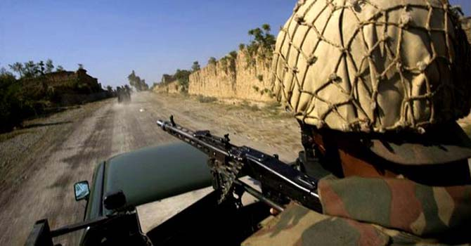 Security forces kill six more militants in Khyber agency
