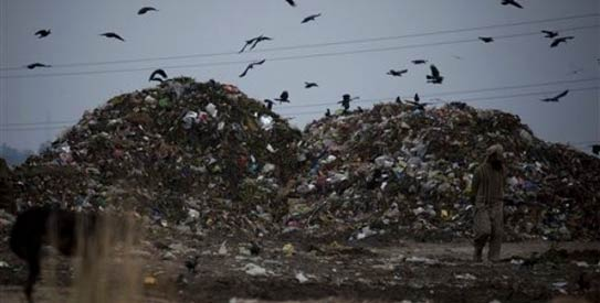 Sindh govt to generate 672 megawatts electricity daily from garbage