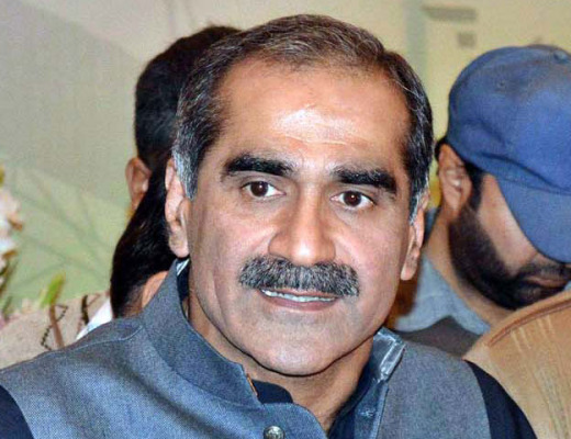 Federal govt still ready for dialogue with PTI: Saad Rafique