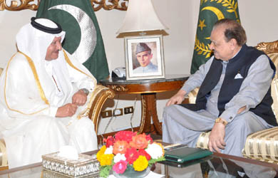 Pakistan wants to further strengthen cooperation with Qatar