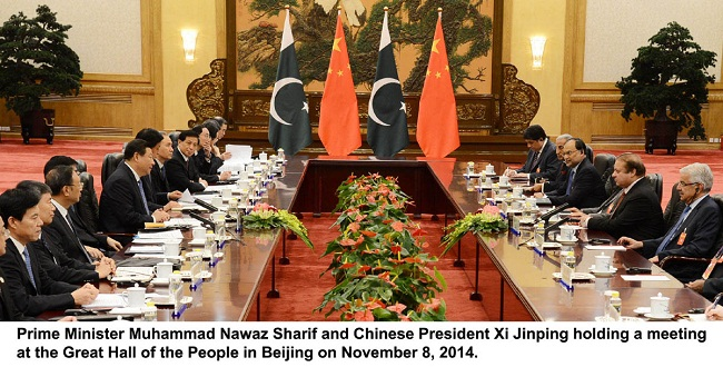Pakistan assures support to China in cracking down on Xinjiang militants