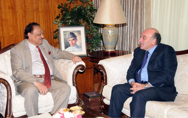 Pakistan seeks to further strengthen its partnership with Greece