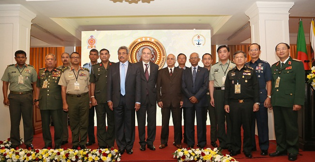 CJCSC participates in SASEAN Defence Chief's Dialogue in Colombo