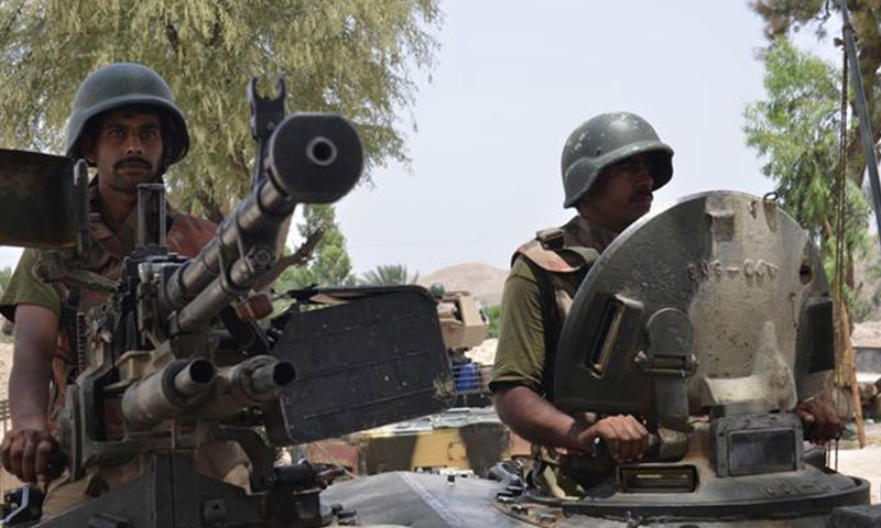 Five militants killed in operation 'Khyber-1'