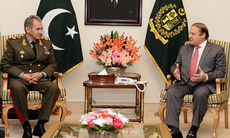 Pakistan seeks to boost its multi-dimensional ties with Russia