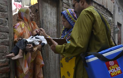 Polio workers attacked by locals in Lahore