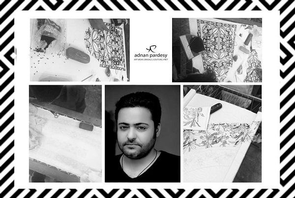 """Adnan Pardesy set to showcase his new collection """"Labyrinth"""" at FPW 2014"""