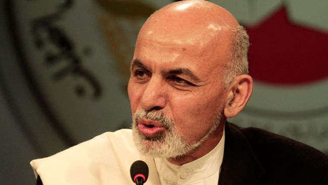 Afghan President calls for joint, serious action against terrorism