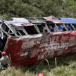 10 including Russian woman killed as two buses collide in Nepal