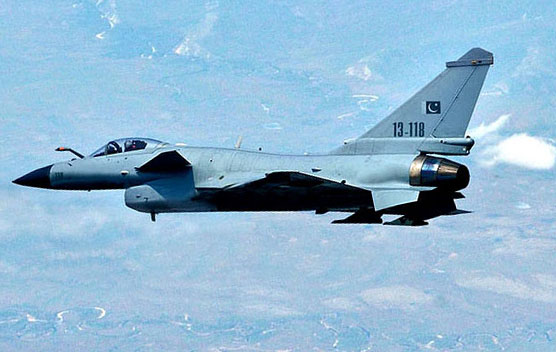 Fighter jets strike militant hideouts in Khyber's Tirah valley, two killed