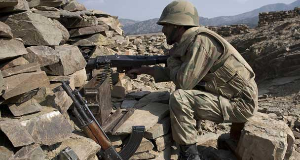 Security forces kill five militants as part of Khyber-1