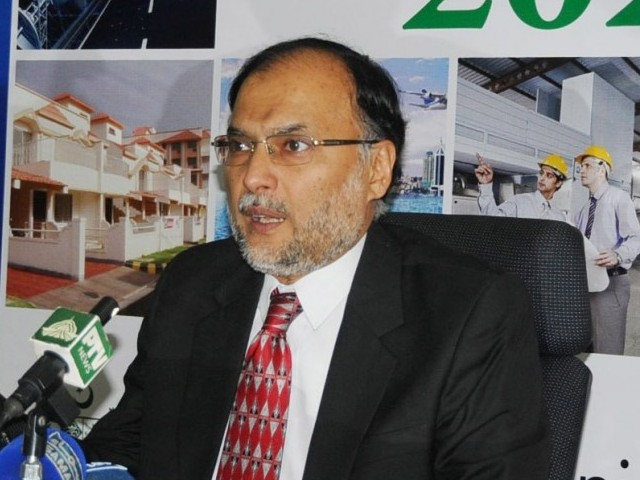Federal govt aims to achieve six per cent growth rate till 2018: Ahsan Iqbal