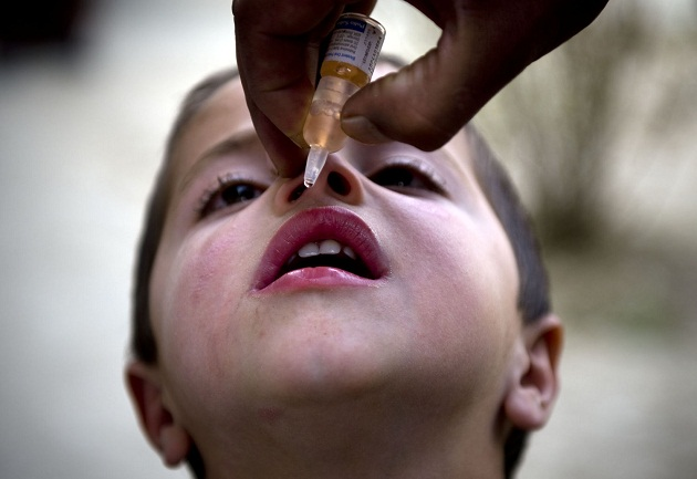 Three-day polio vaccination drive begins in Sindh, Balochistan & Lahore